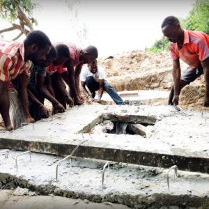 Architettura Sanitaria a Kimbondo – Kinshasa – R.D. Congo
