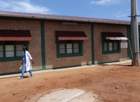 Architettura Sanitaria a Bujumbura – Burundi