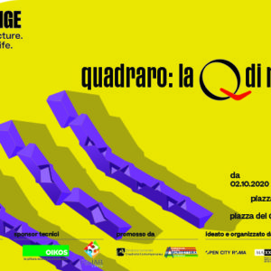 Programma Eventi – Quadraro: La Q di Roma