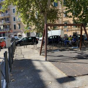 Piazza del Quadraretto – area di intervento
