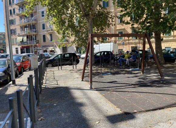 Piazza del Quadraretto – area di intervento