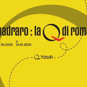 Q-TOUR il Tour libero del Quadraro con QR code