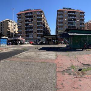 Piazza dei Tribuni – area di intervento